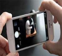 Фотографировать iPhone