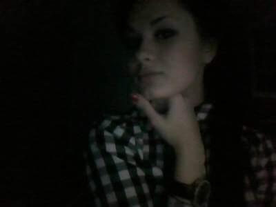 В темной комнате