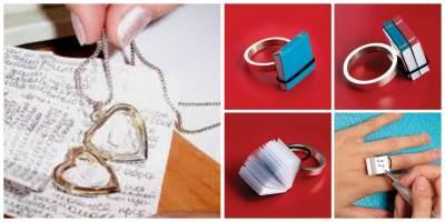 кольца-блокноты