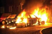 к чему снится пожар машины