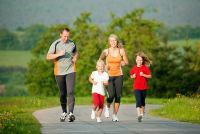 Как обеспечить здоровье семьи через активных образ жизни