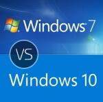 что лучше windows 7 или windows 10