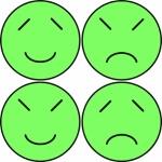 Четыре эмоции